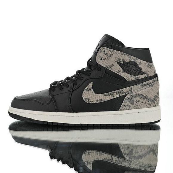 Jordan Shoes | Jordan Snake Skin Brand